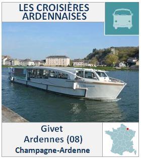 Les Croisières Ardennaises -imageweb