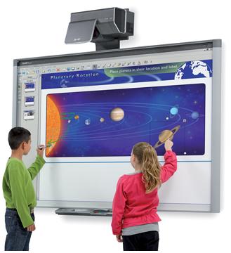 Tableau interactif